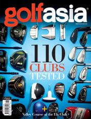 Golf asia Magazine Cover June 2017