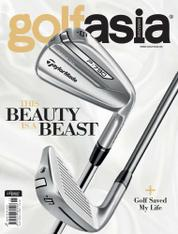 Golf asia Magazine Cover November 2017