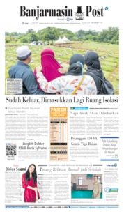 Cover Banjarmasin Post 01 April 2020