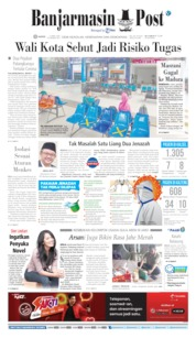 Cover Banjarmasin Post 02 April 2020