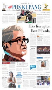 Pos Kupang Cover 12 December 2019