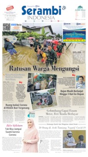 Serambi Indonesia Cover 09 May 2020