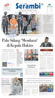 Cover Serambi Indonesia 08 Juli 2020