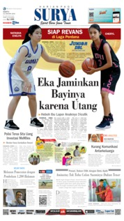 Cover Surya 18 Januari 2020