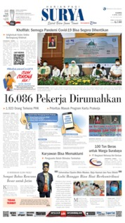 Cover Surya 09 April 2020