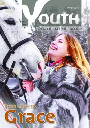 Youth Magazine Cover March 2018