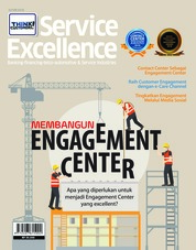 Cover Majalah Service Excellence ED 02 April 2018