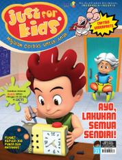 Just for kids Magazine Cover ED 23 May 2017