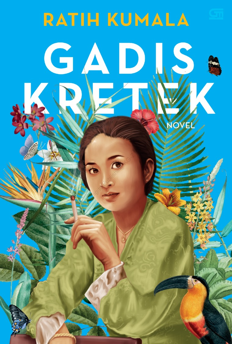 Gadis Kretek (cover baru 2019) by Ratih Kumala Digital Book