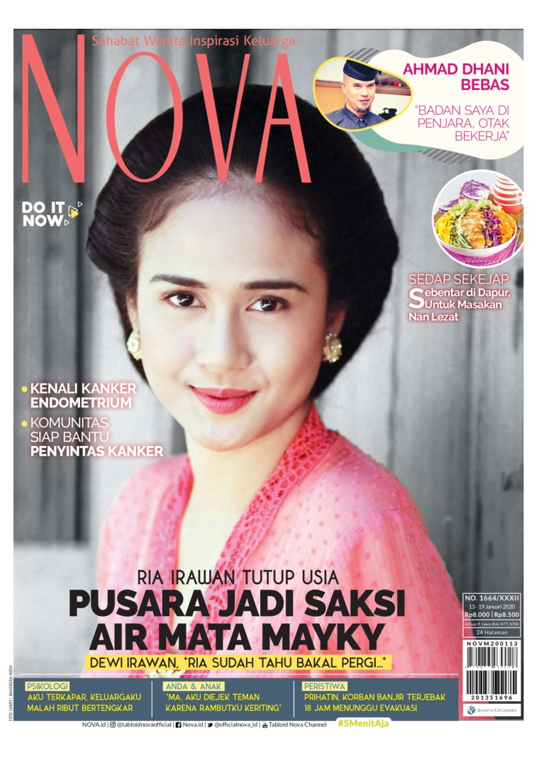 Majalah Digital NOVA ED 1664 Januari 2020