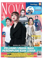 NOVA Magazine Cover ED 1655 November 2019