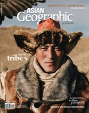 ASIAN Geographic Magazine Cover ED 141 April 2020