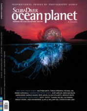 Scuba Diver Magazine Cover ED 01 February 2020