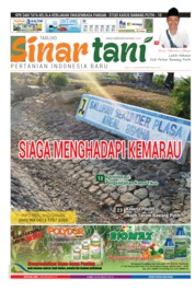Sinar tani Magazine Cover ED 3805 July 2019