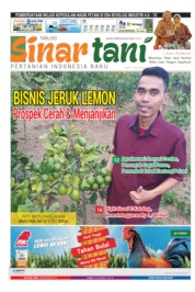 Sinar tani Magazine Cover ED 3806 July 2019