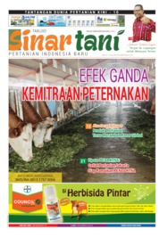 Sinar tani Magazine Cover ED 3808 July 2019