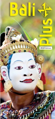 BALI PLUS Magazine Cover September 2019