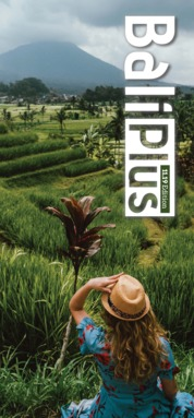 BALI PLUS Magazine Cover November 2019
