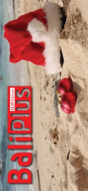 BALI PLUS Magazine Cover December 2019