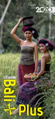 BALI PLUS Magazine Cover January 2020