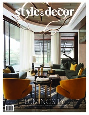 Style & decor Magazine Cover ED 68 February 2019