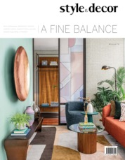 Style & decor Magazine Cover ED 74 February 2020