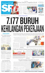Cover Surabaya Pagi 04 April 2020